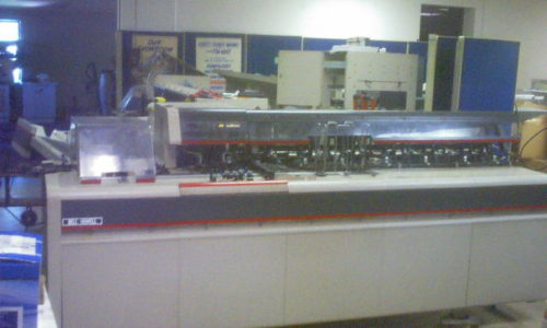 Bell & Howell Mailstar 500