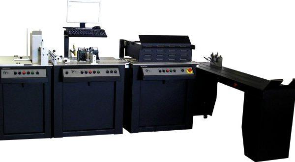 "VF200, 350IJ with 3"" print, 350D 5640W NIR Dryer, 960VSC Conveyor"