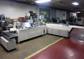 2007 Pitney Bowes Series 10 6-Station Inserter