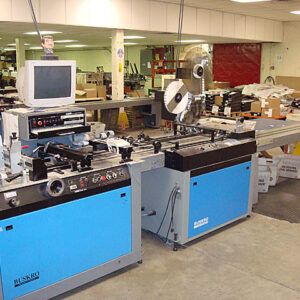 Buskro Model BK 600 Ink Jet Base