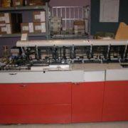 Bell & Howell Model 7200 6 Station Inserter
