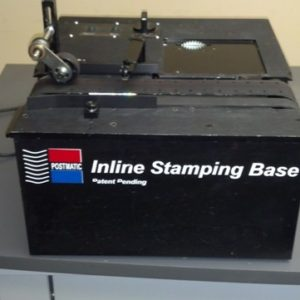 Postmatic Inline Stamping Base