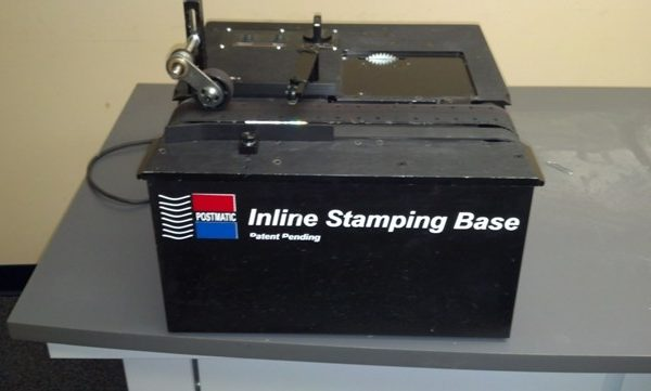 Postmatic Inline Stamping Base