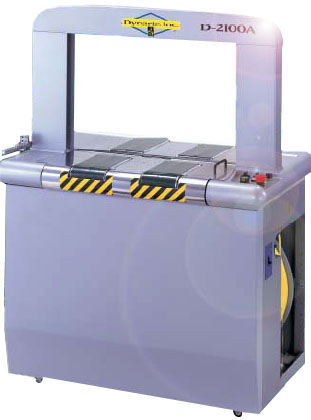 Dynaric D-2100A Fully Automatic Strapping Machine