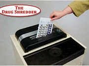 Pill Shredder
