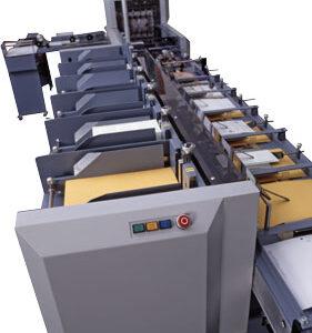 Mailmaster 465HS DL to C4 Envelope Inserter